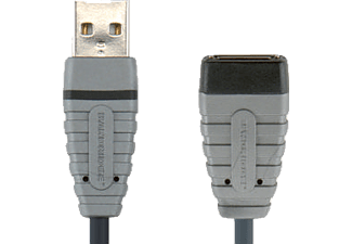 BANDRIDGE BCL4302 A Male - Female 2 m USB Uzatma Kablosu