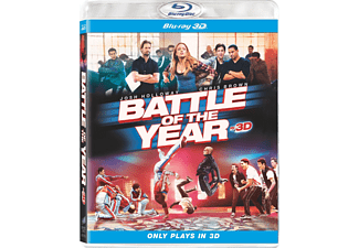 Battle of the Year 3D | 3D Blu-ray