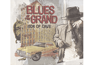 Son Of Dave - Blues At The Grand - (CD)