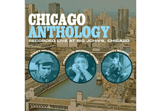 Harvey & Barry Go Mandel - Chicago Anthology [CD]