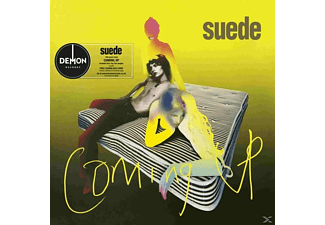 Suede - Coming Up - (LP + Download)