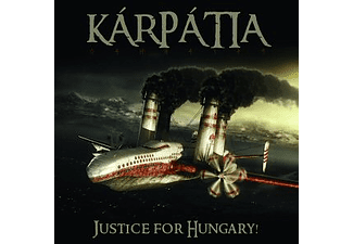 Kárpátia - Justice for Hungary (CD)