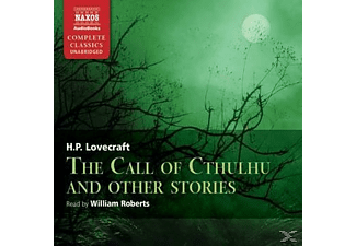 THE CALL OF CHTULHU AND OTHER STORIES - 4 CD - Horror