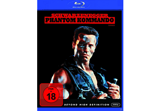 Phantom Kommando - (Blu-ray)