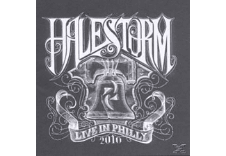 Halestorm - Live In Philly 2010 [CD + DVD Video]