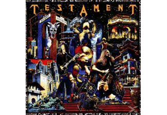 Testament - Live At The Fillmore - (CD)