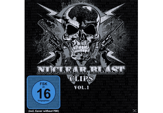 VARIOUS - Nuclear Blast Clips Vol.1 - (CD + DVD Video)