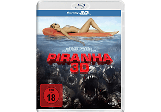 Piranha 3D-Edition - (3D Blu-ray (+2D))
