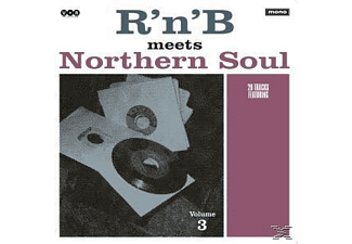 VARIOUS - R'n'b Meets Northern Soul Vol.3 - (Vinyl)