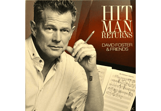 David Foster, VARIOUS - Hit Man Returns - (CD + DVD Video)