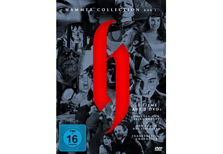 Hammer Horror Collection 1 [DVD]