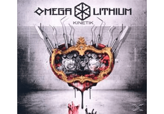 Omega Lithium - Kinetik Ltd.Edition - (CD)