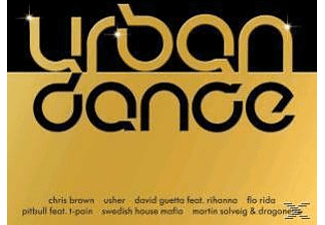 VARIOUS - Urban Dance [CD]