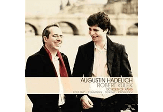 Hadelich, Augustin & Kulek, Robert - Echoes Of Paris - (CD)