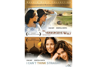 Shamim Sarif Collection: Die verborgene Welt, I can't think straight - (DVD)