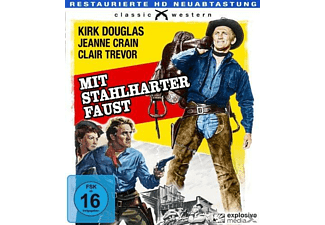 MIT STAHLHARTER FAUST (MAN WITHOUT A STAR) - (Blu-ray)
