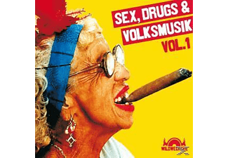 VARIOUS - Sex, Drugs & Volksmusik - (CD)