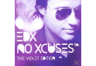 EDX - No Xcuses/The Violet Edition [CD]