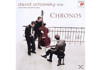 David Orlowsky Trio - Chronos [CD]