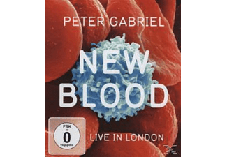 Peter Gabriel - New Blood - Live In London [Blu-ray]