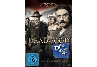 Deadwood - Staffel 2.1 [DVD]