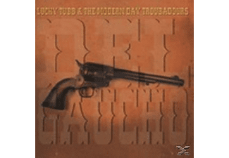 Lucky & Modern Day Troubadours Tubb - Del Gaucho [CD]