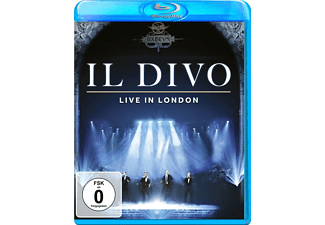 Il Divo - Il Divo - Live In London [Blu-ray]
