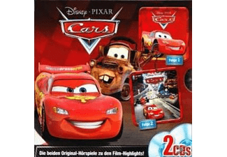 Cars Box (Teil 1+2) - (CD)