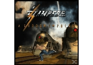 Stampede - A Sudden Impulse - (CD)