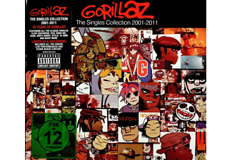 Gorillaz - The Singles Collection 2001-2011 [CD + DVD]