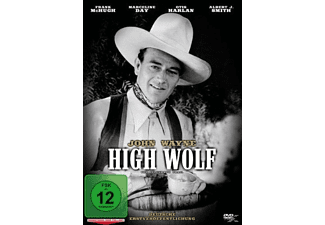 John Wayne - High Wolf - (DVD)