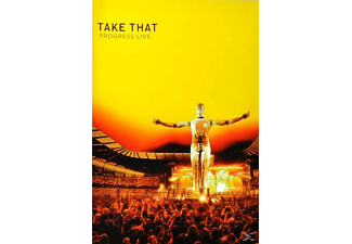 Take That - Progress - Live - (DVD)