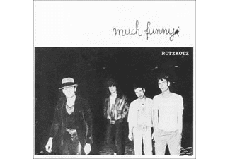 Rotzkotz - Much Funny [CD]