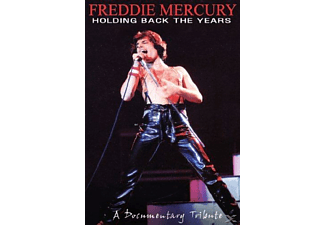 Holding back the Years - Freddie Mercury - (DVD)
