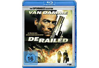 Derailed - The Expendables Selection [Blu-ray]