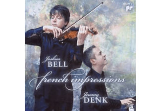 Bell, Joshua & Denk, Jeremy - French Impressions - (CD)