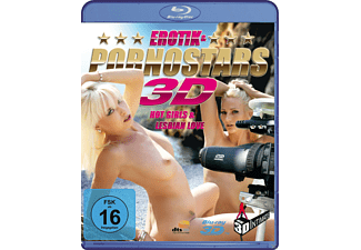 Erotik Superstars - Hot Girls & Lesbian Love [3D Blu-ray]