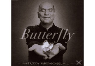 Freddy Sahin-Scholl - Butterfly [5 Zoll Single CD (2-Track)]