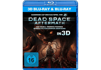 Dead Space: Aftermath [3D Blu-ray]