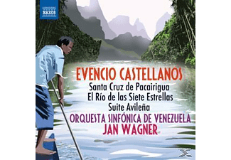 Jan & So De Venezuela Wagner - Santa Cruz de Pacairigua - (CD)