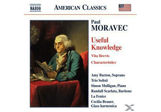 VARIOUS - Useful Knowledge/Vita brevis/Characteristics - (CD)