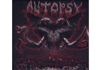 Autopsy - All Tomorrow's Funerals - (CD)