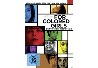 For Colored Girls - Die Tränen des Regenbogens [DVD]