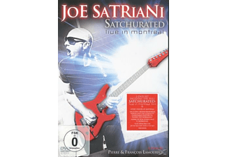 Joe Satriani - Satchurated: Live In Montreal - (DVD)