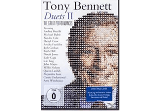 Tony Bennett - Duets II: The Great Performances DVD [DVD]