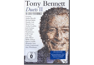 Tony Bennett - Duets II: The Great Performances DVD - (DVD)