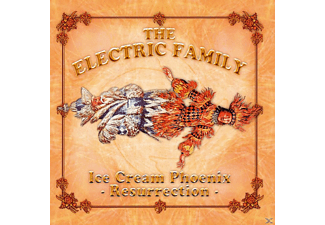 The Electric Family - Ice Cream Phoenix Resurrection [CD]