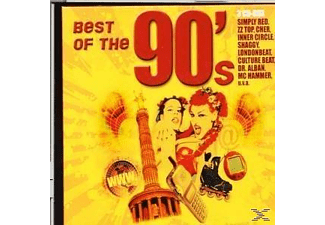 VARIOUS - Best Of The 90s - (CD)