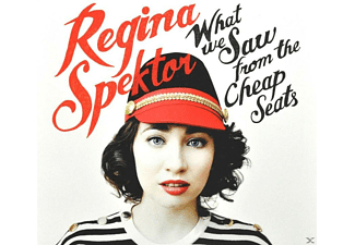 Regina Spektor - What We Saw From The Cheap Seats [CD]