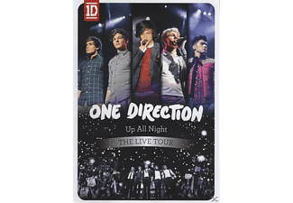 One Direction - Up All Night - The Live Tour - (DVD)